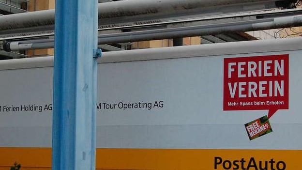 Der Hauptsitz des Ferienvereins und der Poscom Ferien Holding AG in Bern.