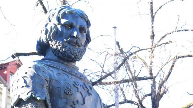 Denkmal Berchtolds V.