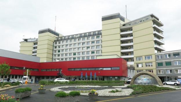 Das Kantonsspital Freiburg