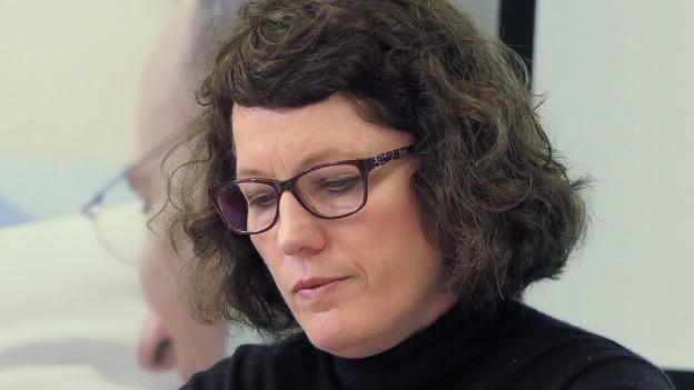 Hat das Vertrauen verloren: Direktorin Claudia Käch.
