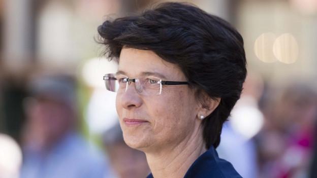 «Wer von der Zentrale gute Unterstützung erhält, kann ganz anders arbeiten»: Ursula Zybach.