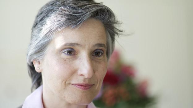 Isabelle Noth, Religionspsychologin und Professorin für Seelsorge an der Universität Bern.