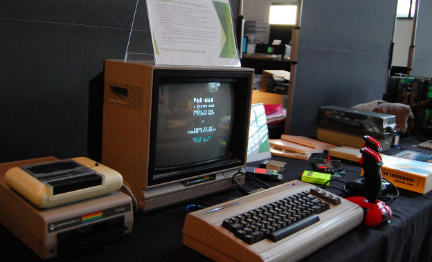 Ein Ausflug in die PC-Gründerzeit in Thun.