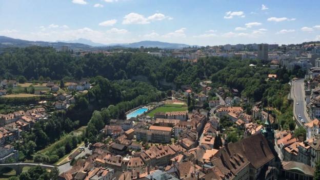 Fusionsprojekte in der Agglo Freiburg werden konkret.