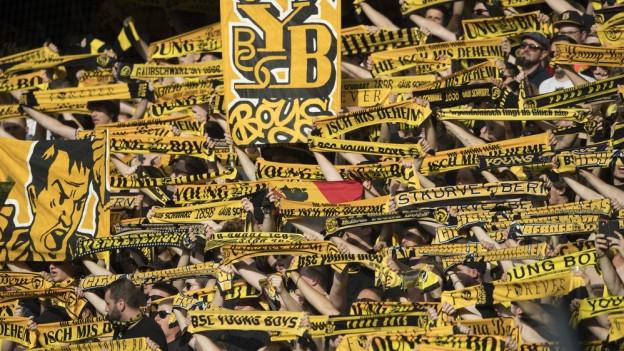 Seit 32 Jahren warten Berner Fans auf einen Meistertitel.