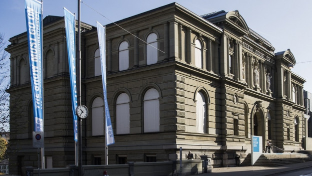 Ein Haus – mehrere Ausstellungen: das Kunstmuseum Bern.