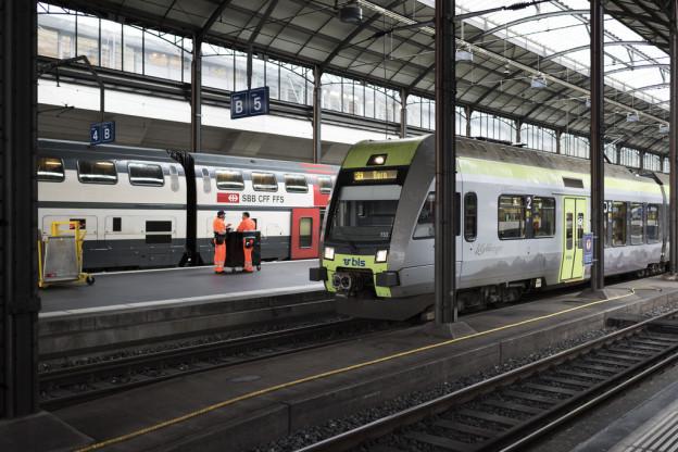 SBB whrt sich gegen eine stärkere BLS auf dem Schweizer Schienennetz.