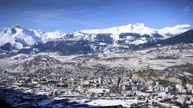 Sitten – 2026 Austragungsort Olympischer Winterspiele?