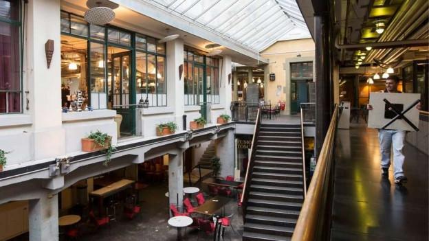 Bernerinnen und Berner hofften auf ein Revival der «guten alten Markthalle» – hier ein Foto aus dem Jahr 2013.