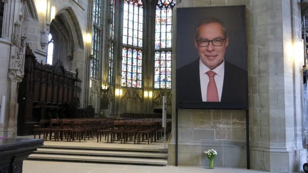 Bern trauert um Alexander Tschäppät