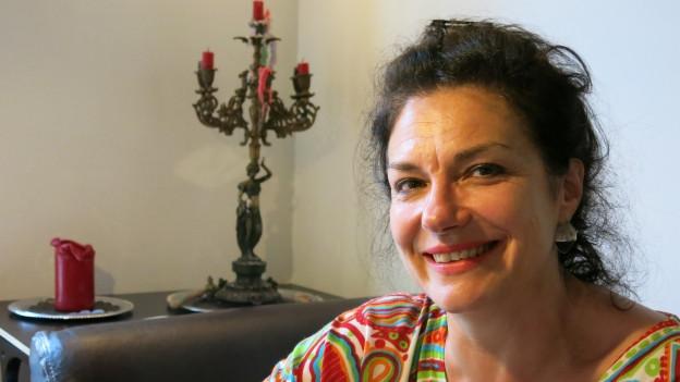 Ursula Füri-Bernhard fühlte sich noch nie so frei. Auch wenn sie nicht mehr Sopranistin ist.