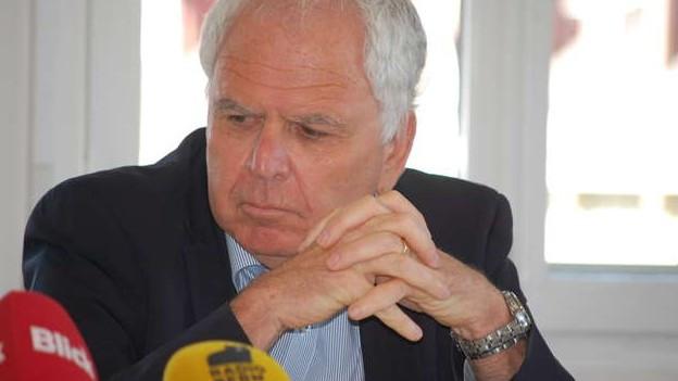 Felix Wolffers, Vorsteher des Berner Sozialamtes, nimmt Stellung.