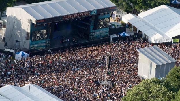 Das Gurtenfestival 2017