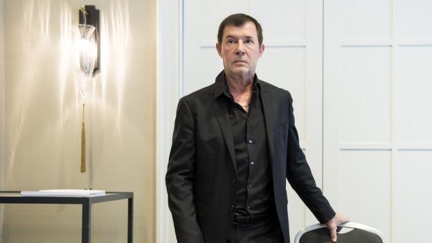 Intendant Stephan Märki verlässt das Konzert Theater Bern per sofort.