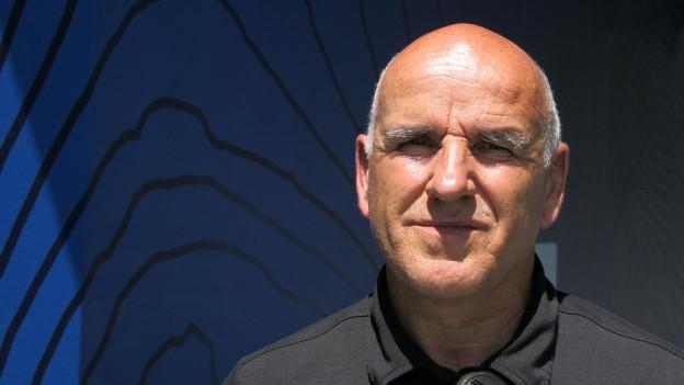 Carlo Bommes schaut für Sicherheit und Infrastruktur am Gurtenfestival