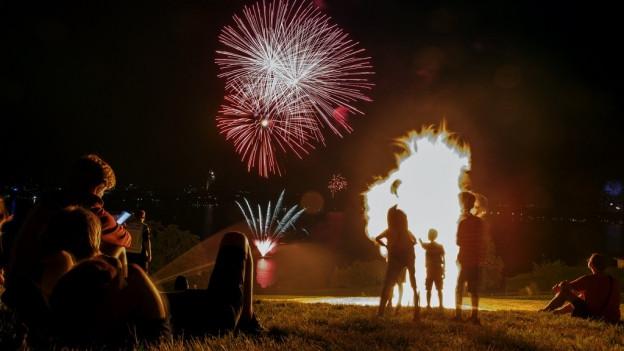 Immer mehr Gemeinden verbieten Feuer und Feuerwerk.