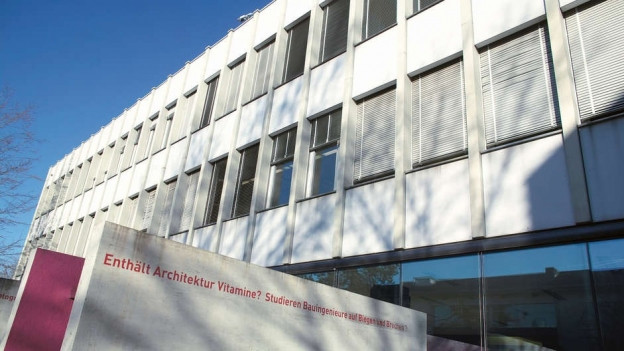 Bild Campus Berner Fachhochschule in Burgdorf