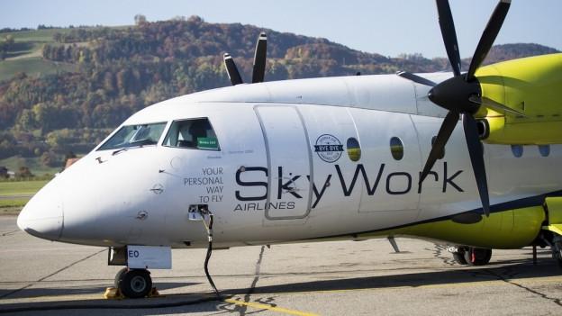 Skywork bleibt am Boden.