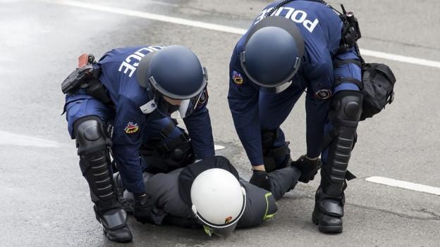 Der Sicherheitskommission ist die Polizisten-Ausbildung in Hitzkirch zu teuer.