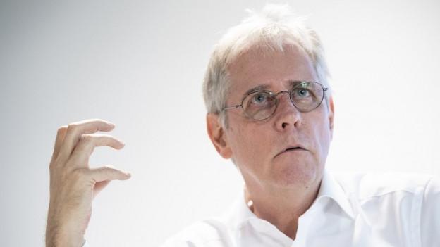 «Ich will niemandem einen Vorwurf machen – aber Bern-Belp ist ein schwieriges Pflaster»: Martin Inäbnit.