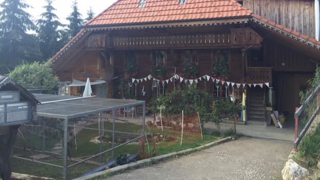 Der Tierhof Mühleweg