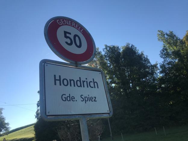3702 Hondrich bei Spiez