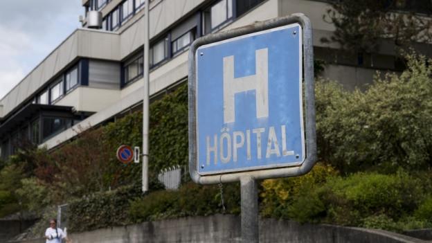 Darf der Kanton Jura mitreden, wenn Bern das Spital Moutier verkaufen will?