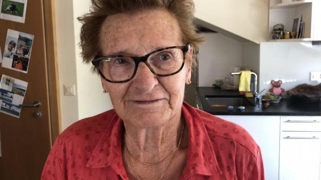 Erika Bumann, ehemalige Schmugglerin