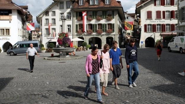 2009 im Tessin fand die letzte Rad-WM in der Schweiz statt.