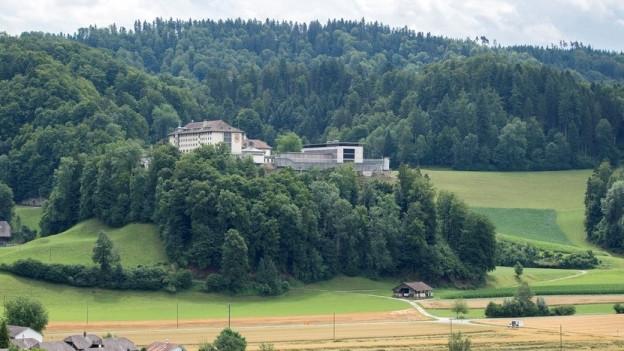 Die Strafanstalt Thorberg in der Nähe von Bern kommt nicht zur Ruhe.