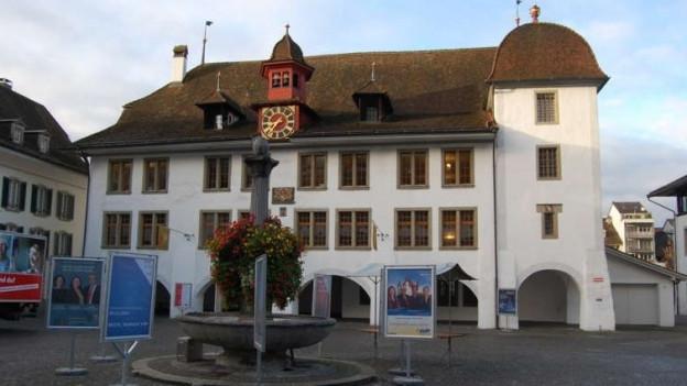 Das Rathaus Thun – wer zieht Ende November ein?