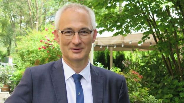 Bernhard Pulver neuer Insel-Präsident
