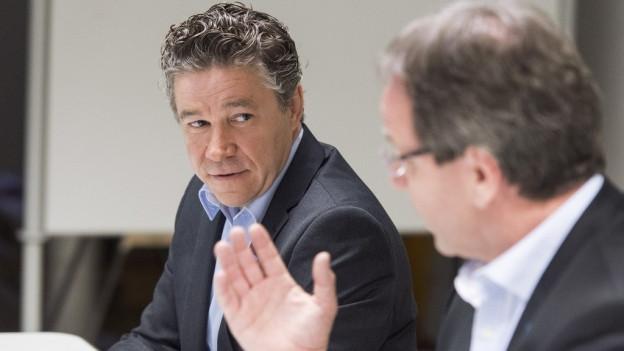 Peter Kohler hat als Ballenberg-Direktor gekündigt.