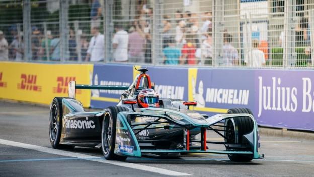 Bald drehen die Formel-E Autos ihre Runden auch in Bern.