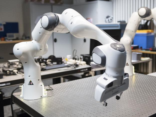 Im Forschungsinstitut Idiap in Martinach wird an künstlicher Intelligenz geforscht.