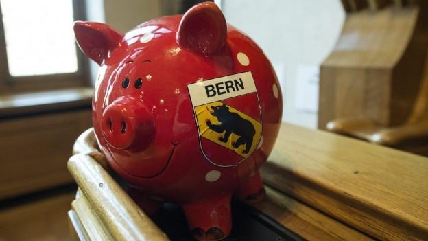 Das Kantonsparlament will das Sparschwein nicht schlachten.
