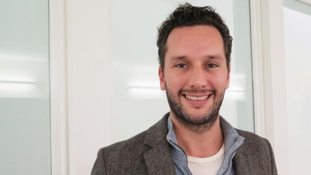 Marco Michel hat dank einem Einmannstück in New York einen Preis gewonnen.