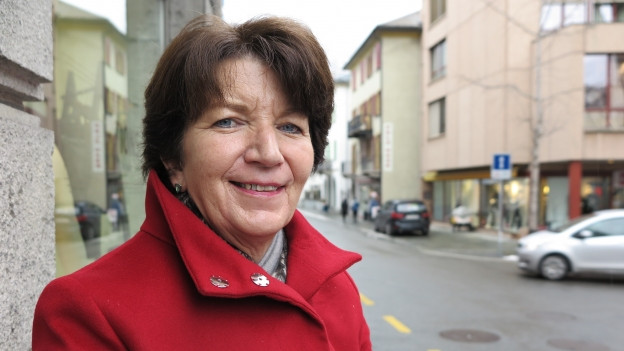 Brigitte Hauser-Süess hat unter anderem für die Bundesrätinnen Ruth Metzler,Eveline Widmer-Schlumpf und Doris Leuthard gearbeitet.