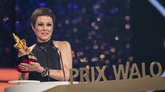 Francine Jordi spricht über ihr bewegtes Jahr.