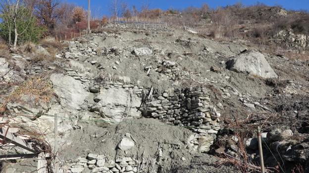 Auf vier Millionen Franken werden die Schäden an den Mauern geschätzt.