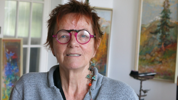 Barbara Gurtner spricht über ihr Engagement und ihre Familie.