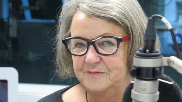 Brigitte Rindlisbacher ist als Leiterin der Arbeitsgruppe Mitholz gefordert.