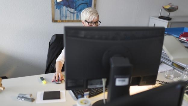 Der Kurs im Internet ist für viele Kantonsangestellte Pflicht.