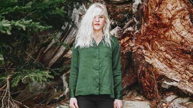 Christine Hasler steht kurz vor ihrem Debütalbum.