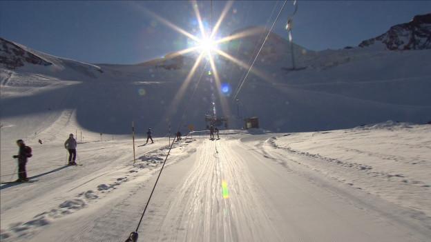 Skifahren wird in Saas-Fee wohl wieder mehr kosten.