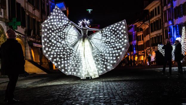 Lichterzauber in der Altstadt: Auch dieses Jahr ein Publikumsmagnet.