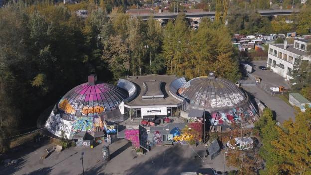 Wohnen und Jugendkultur sollen auf dem Gaswerkareal Platz haben.
