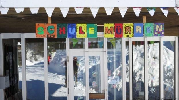 Die Tage der Schule in Mürren sind gezählt.