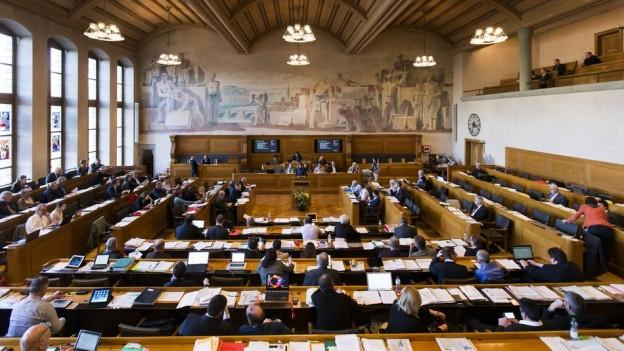 Das Kantonsparlament hat Änderungsvorschläge dazu, wie der Kanton Bern in Zukunft aussehen soll.