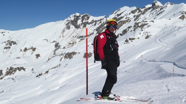 Das Computerprogramm SchneeGIS soll helfen, gefährliche Stellen in Skigebieten besser zu kennen